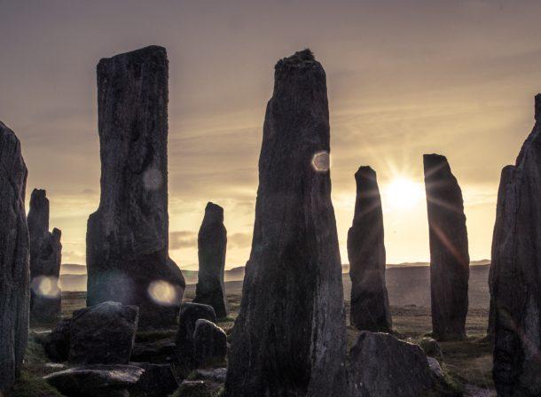 Cindy Hess, Leipzig, Fotografin, photography, Landschaft, landscape, Schottland, Scotland, Elgol road, Torrin, limestone garden, Langzeitbelichtung, time exposure, Bla Bheinn, Cuillins, Isle of Skye
